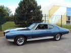 American Cars Legend - 1969 PONTIAC TRUE GTO BIG BLOCK LOOK ROYAL BOBCAT