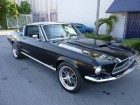American Cars Legend - 1967 FORD MUSTANG FASTBACK GT S CODE
