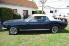 American Cars Legend - 1966 FORD MUSTANG COUPE HARD TOP GT