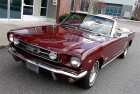 American Cars Legend - 1966 FORD MUSTANG CABRIOLET